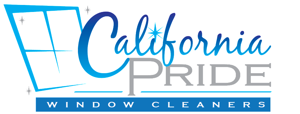 California Pride Window Cleaners Logo